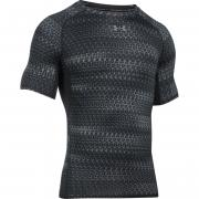 Мужская футболка Under Armour HeatGear ® Armour Printed UPF 30 Compression SS 1257477-007