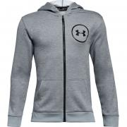 Детская толстовка Under Armour Huddle Up French Terry Full Zip Hooded 1320143-035